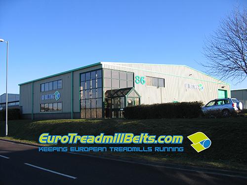 Euro Treadmill Belts Factory